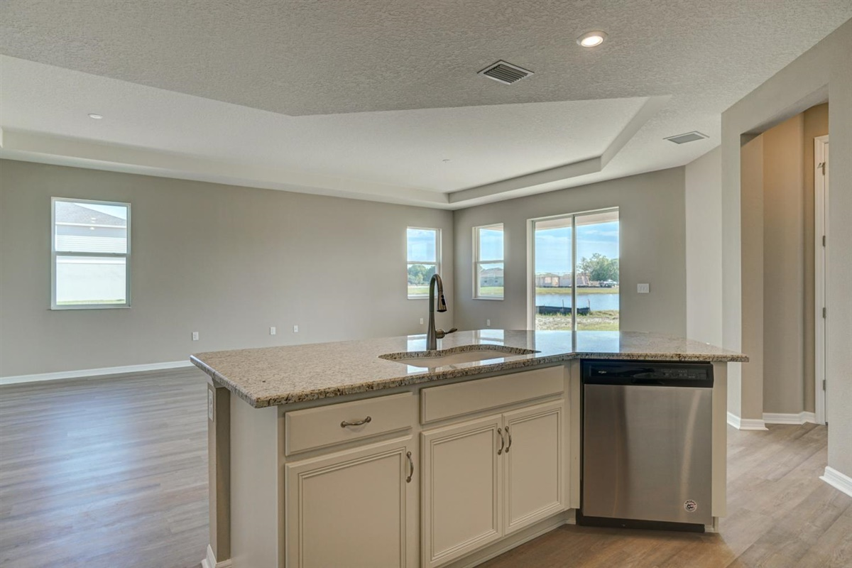 Homesite #121 Kitchen
