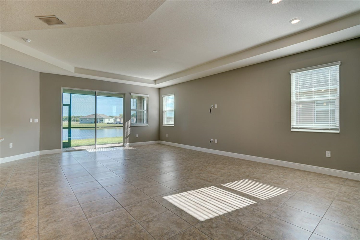Homesite #126 Great Room