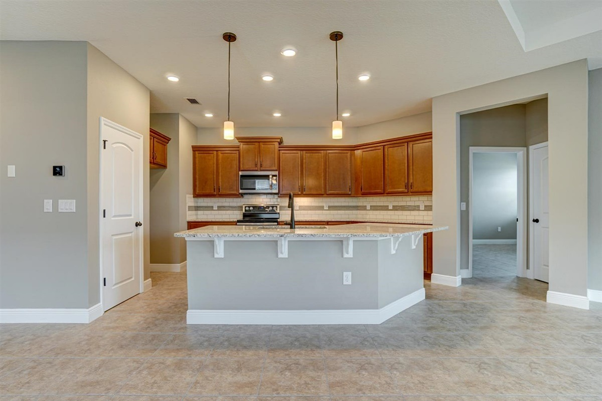Homesite #126 Kitchen