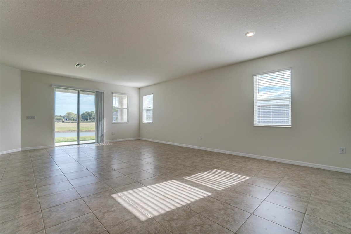 Homesite #130-1 Great Room