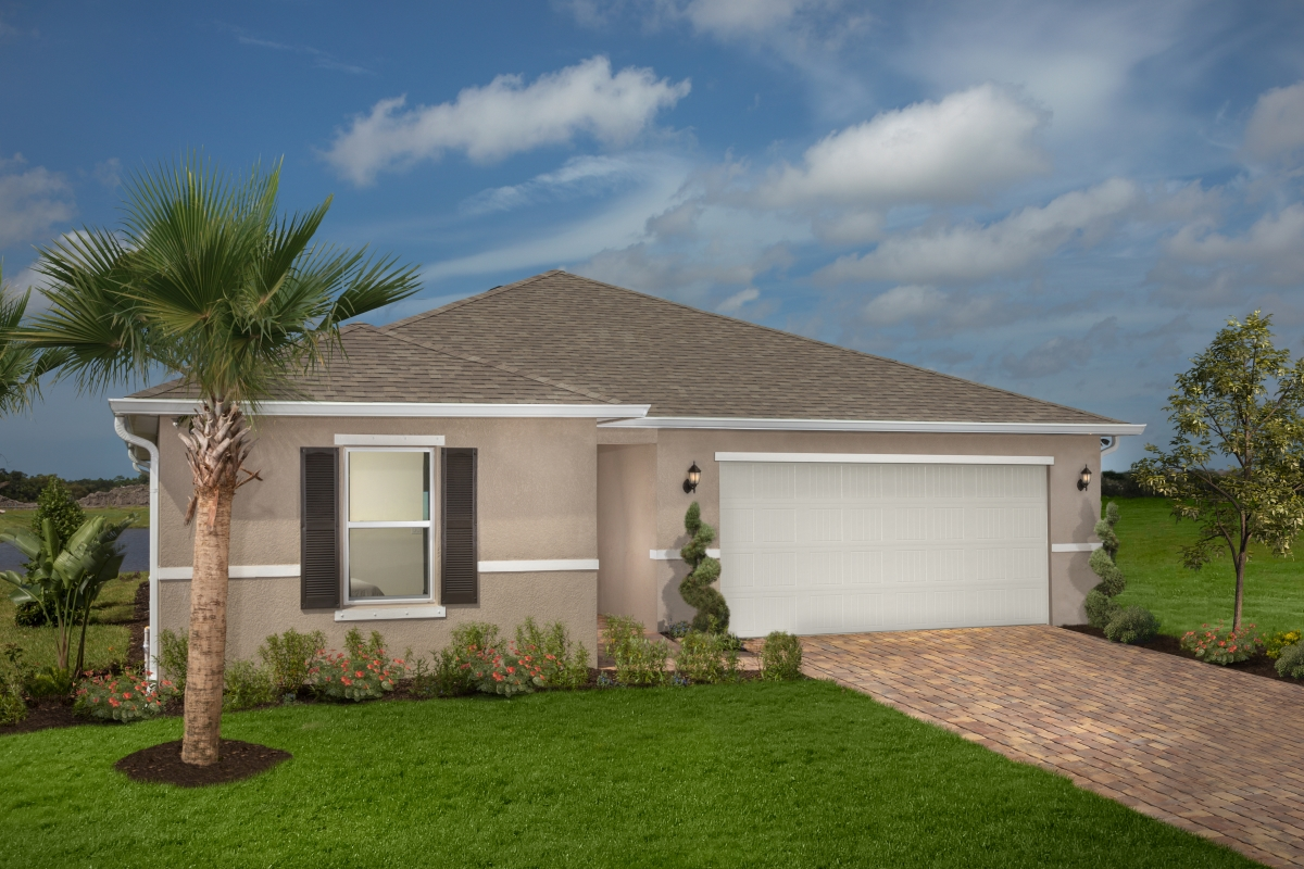 New Homes in Sarasota, FL - Plan 1541 Modeled