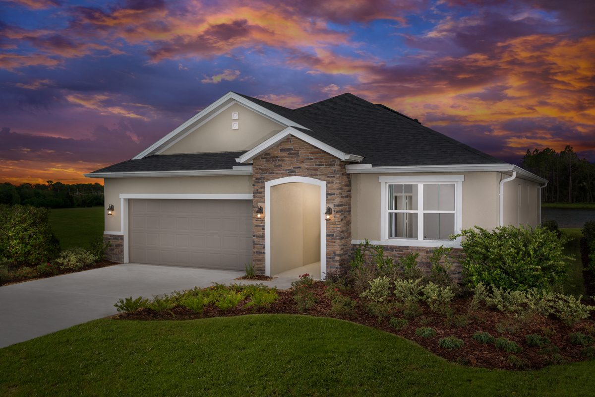 The Avondale Modeled New Home Floor Plan In Cypress