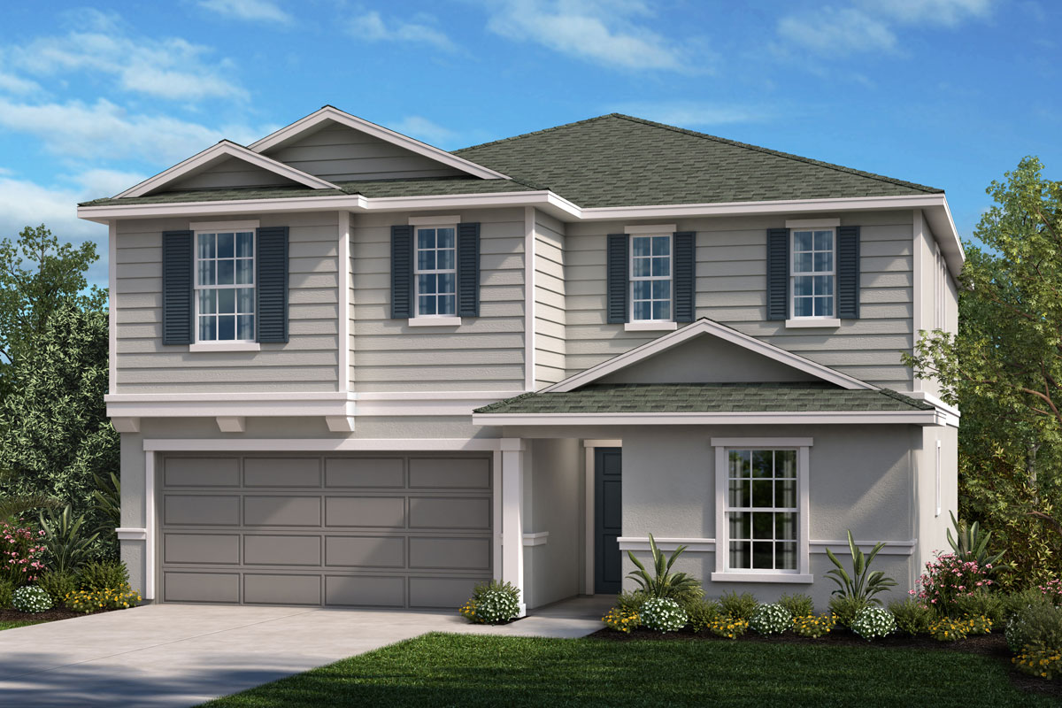New Homes in Port St. Lucie, FL - Elevation F