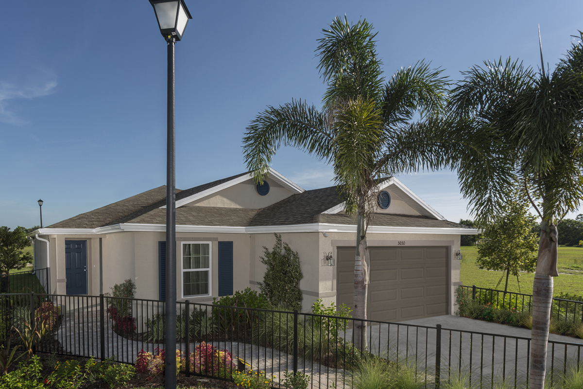 New Homes in Port St. Lucie, FL - Pine Trace The 1717 Modeled