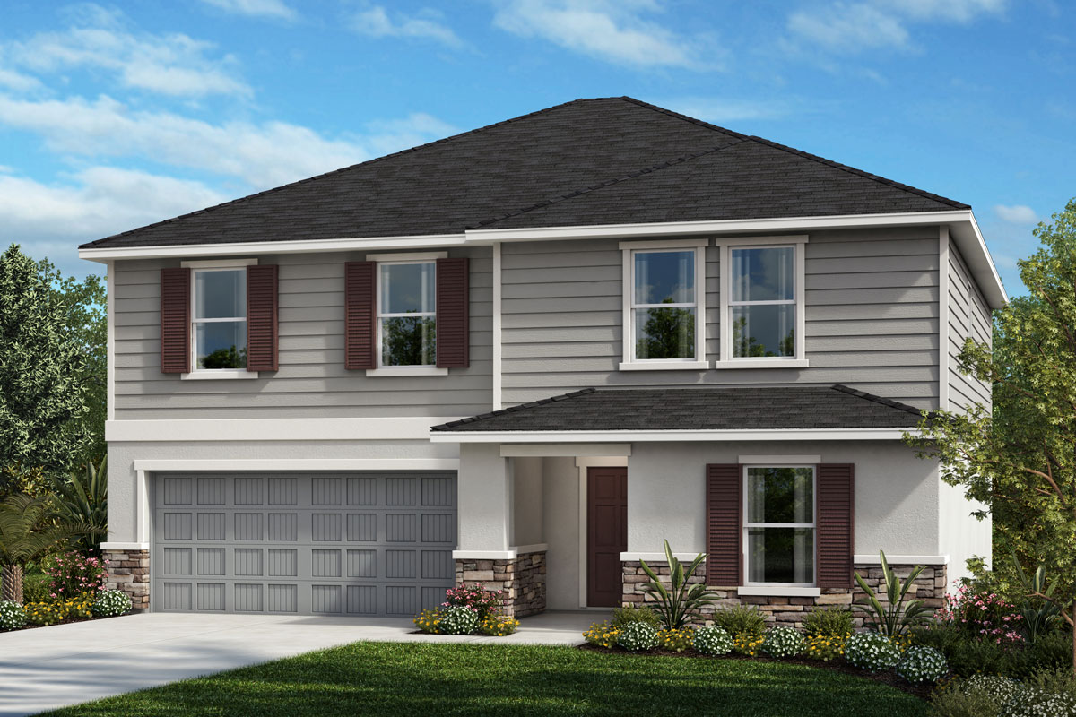 New Homes in Seffner, FL - Plan 2566