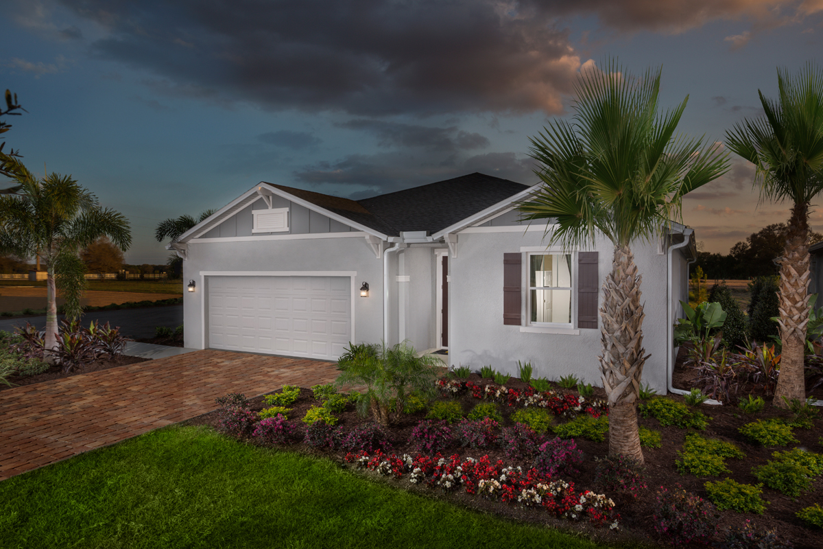 New Homes in Bradenton, FL - Avaunce Plan 2003