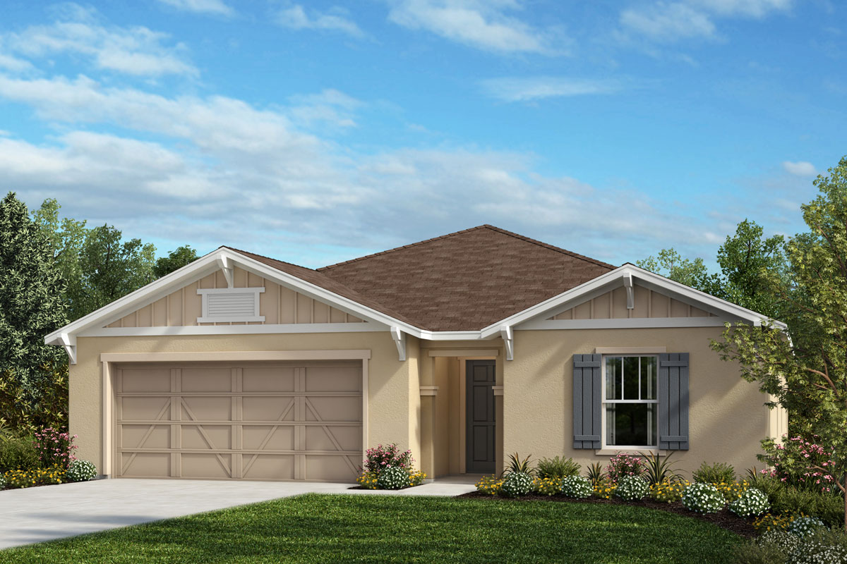 New Homes in Bradenton, FL - Elevation U