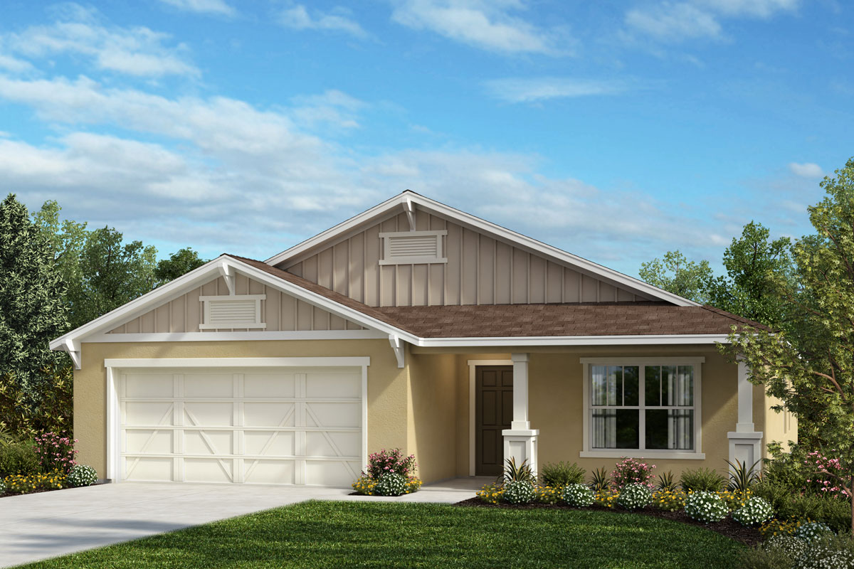 New Homes in Bradenton, FL - Plan 2333 Elevation U