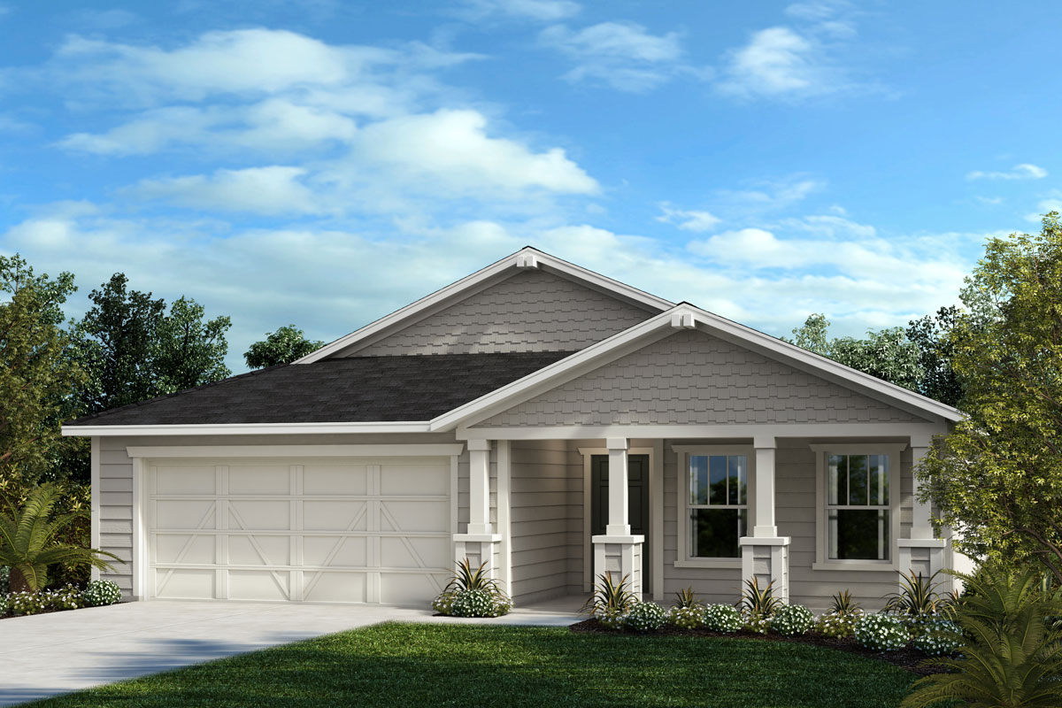 New Homes in Bradenton, FL - Plan 2333 Elevation V