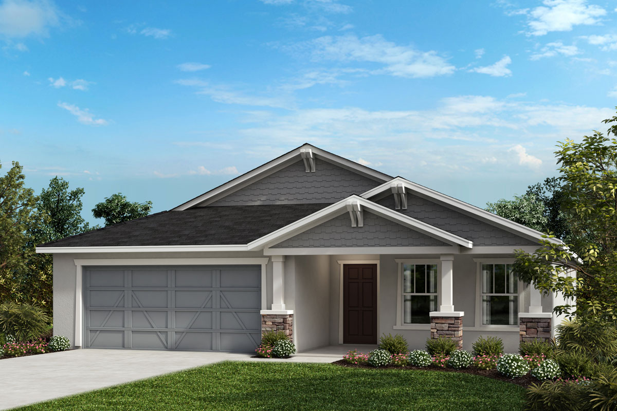 New Homes in Bradenton, FL - Plan 2333 Elevation W