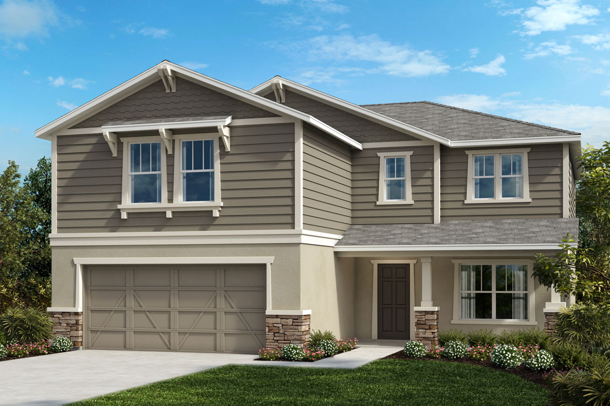 New Homes in Bradenton, FL - Plan 2550