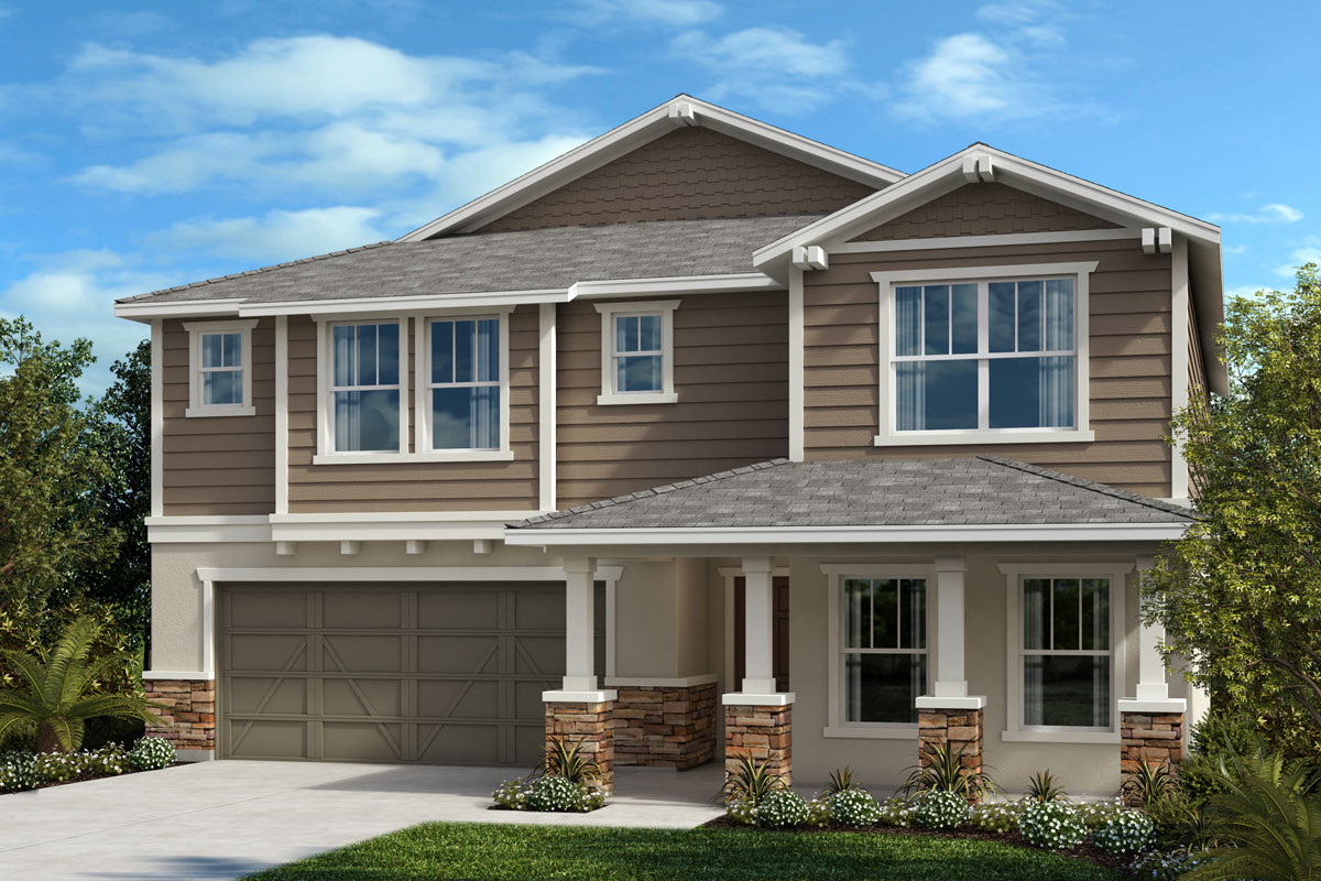 New Homes in Bradenton, FL - Plan 3016 Elevation V