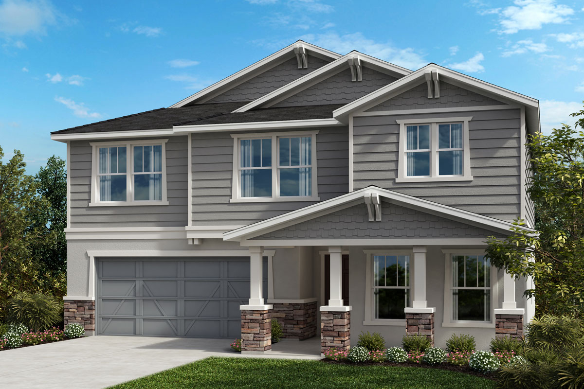 New Homes in Bradenton, FL - Plan 3016 Elevation W