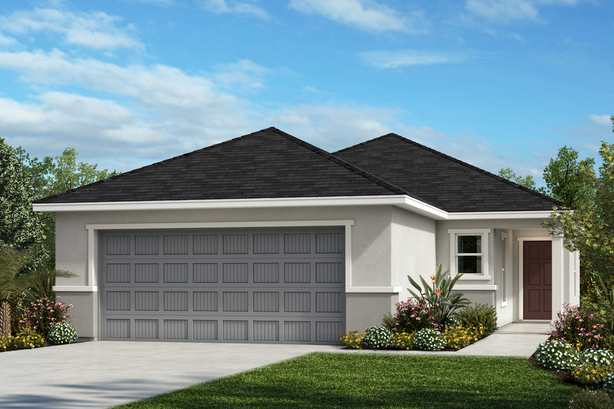 New Homes in Parrish, FL - Elevation A