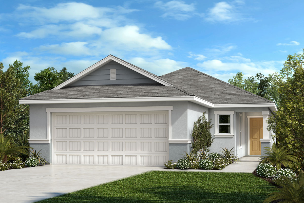 New Homes in Parrish, FL - Elevation F