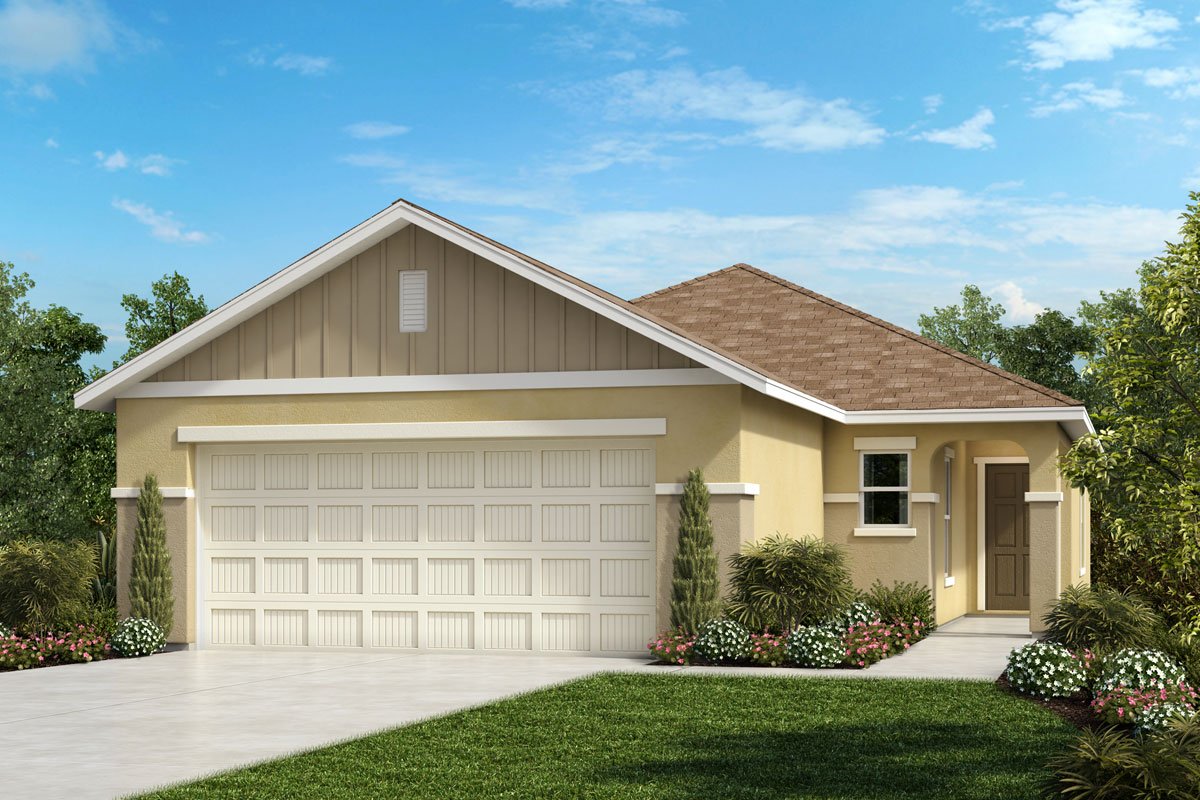 New Homes in Parrish, FL - Elevation G