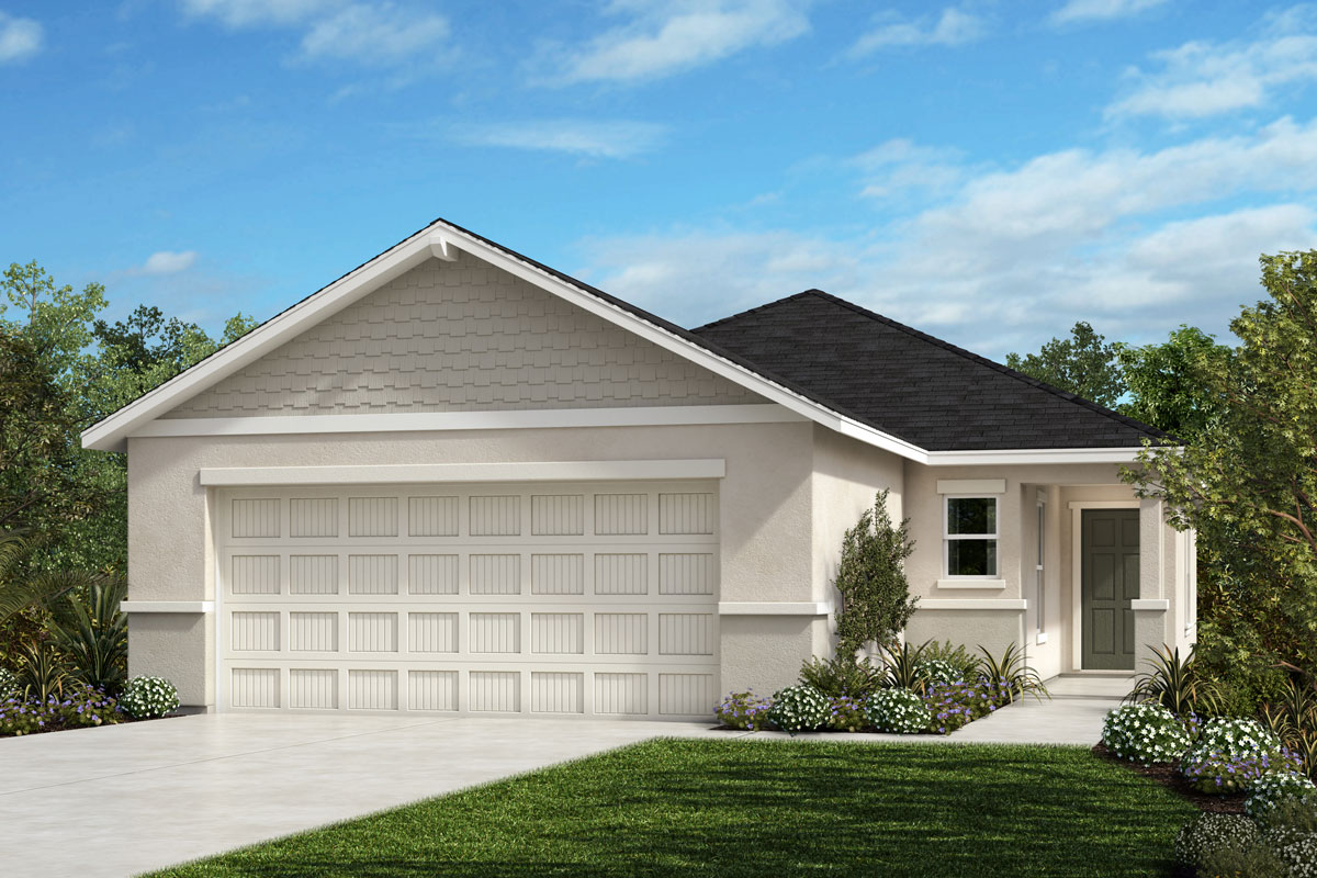 New Homes in Parrish, FL - Brightwood at North River Ranch Plan 1511 Elevation H