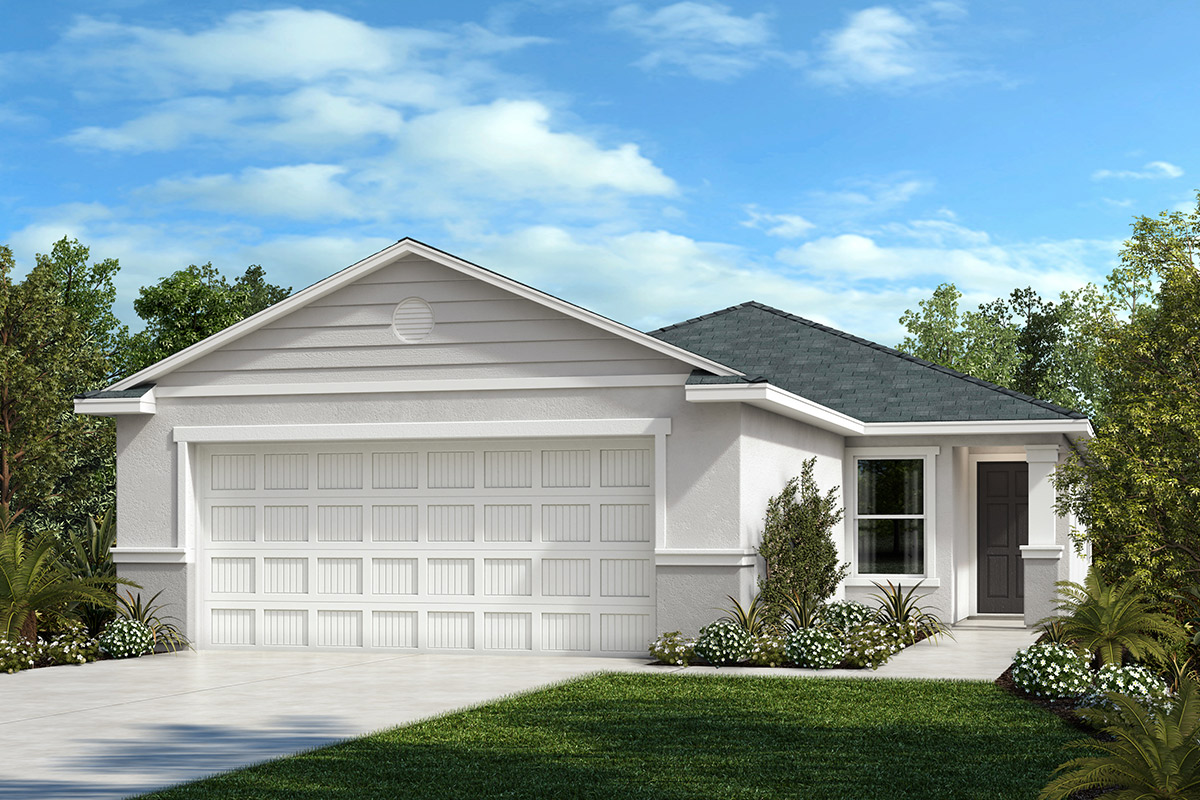 New Homes in Parrish, FL - Brightwood at North River Ranch Plan 1637 Modeled