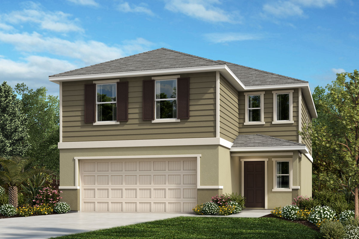 New Homes in Parrish, FL - Plan 1908