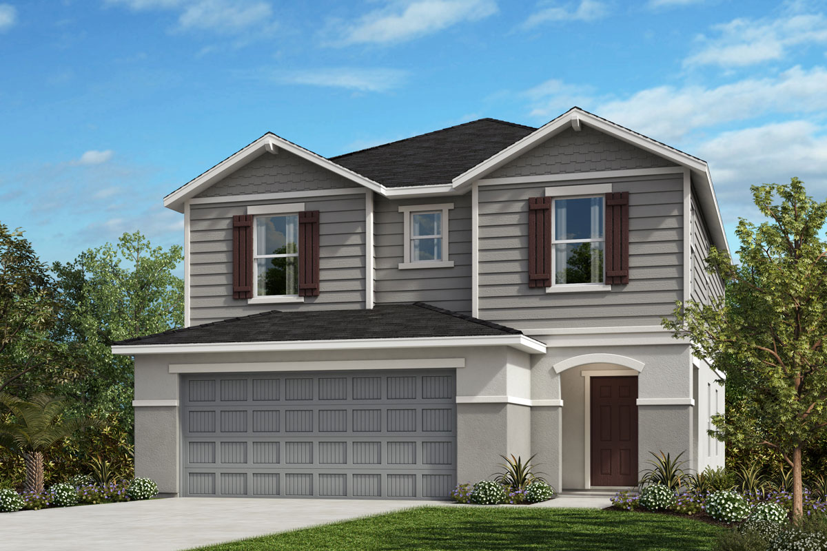 New Homes in Parrish, FL - Elevation H