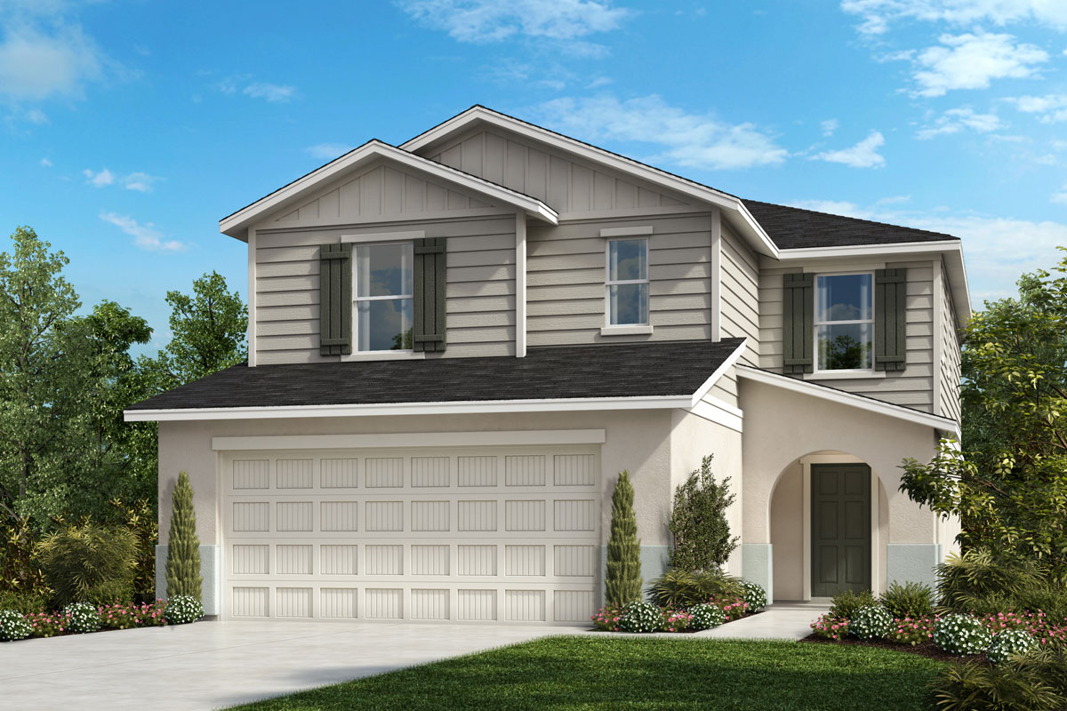New Homes in Parrish, FL - Plan 2385 Elevation G