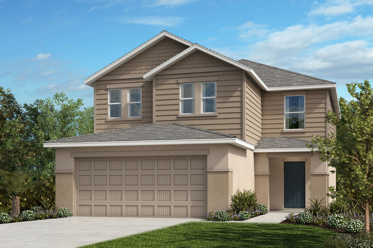 New Homes in Parrish, FL - Plan 2385 Elevation H