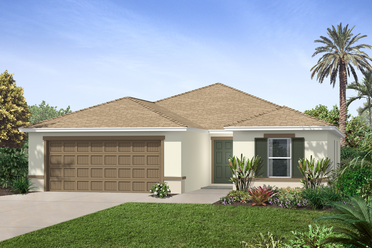 New Homes in Sarasota, FL - Plan 1865