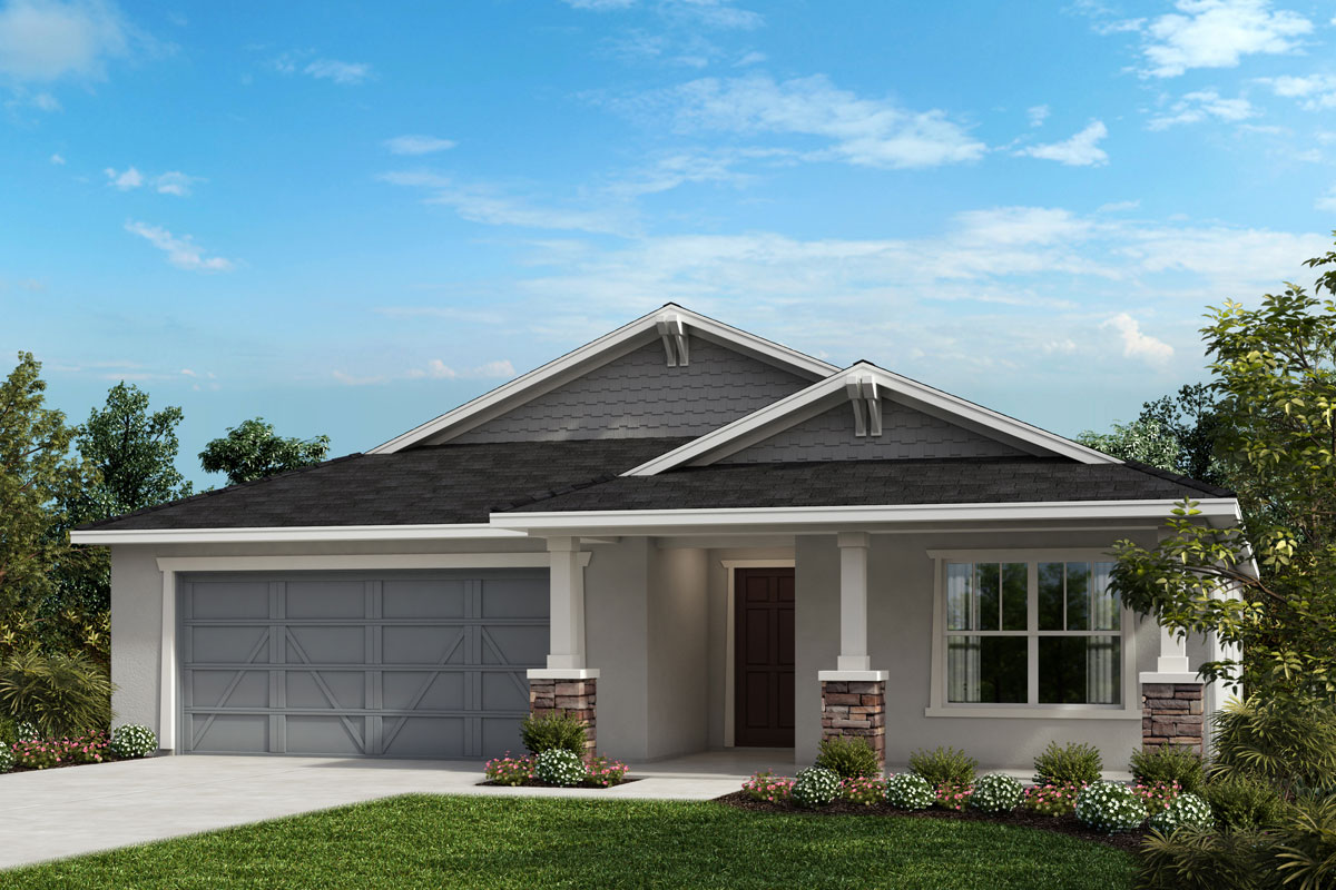 New Homes in Sarasota, FL - Elevation W