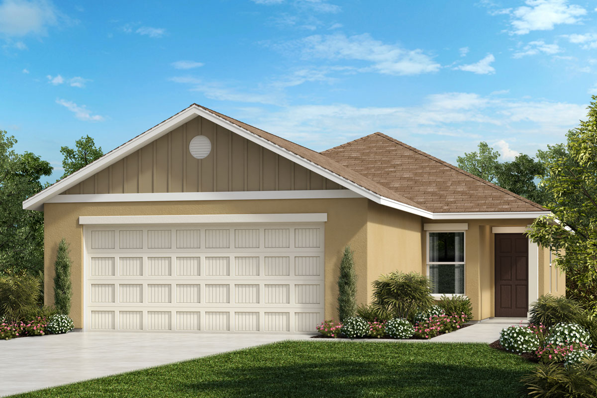New Homes in Palmetto, FL - Elevation G