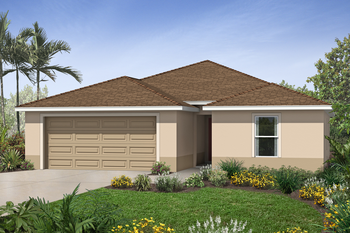 New Homes in Riverview, FL - Plan 1676