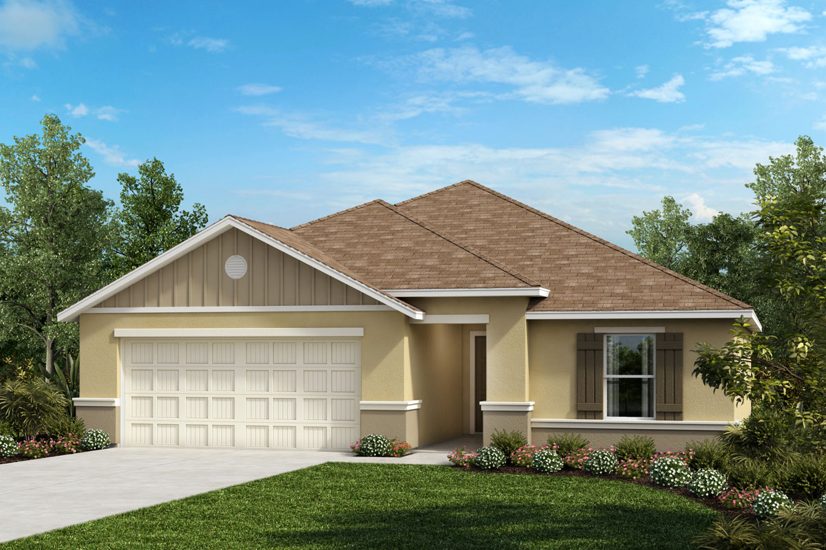 New Homes in Riverview, FL - Plan 1707 Elevation G
