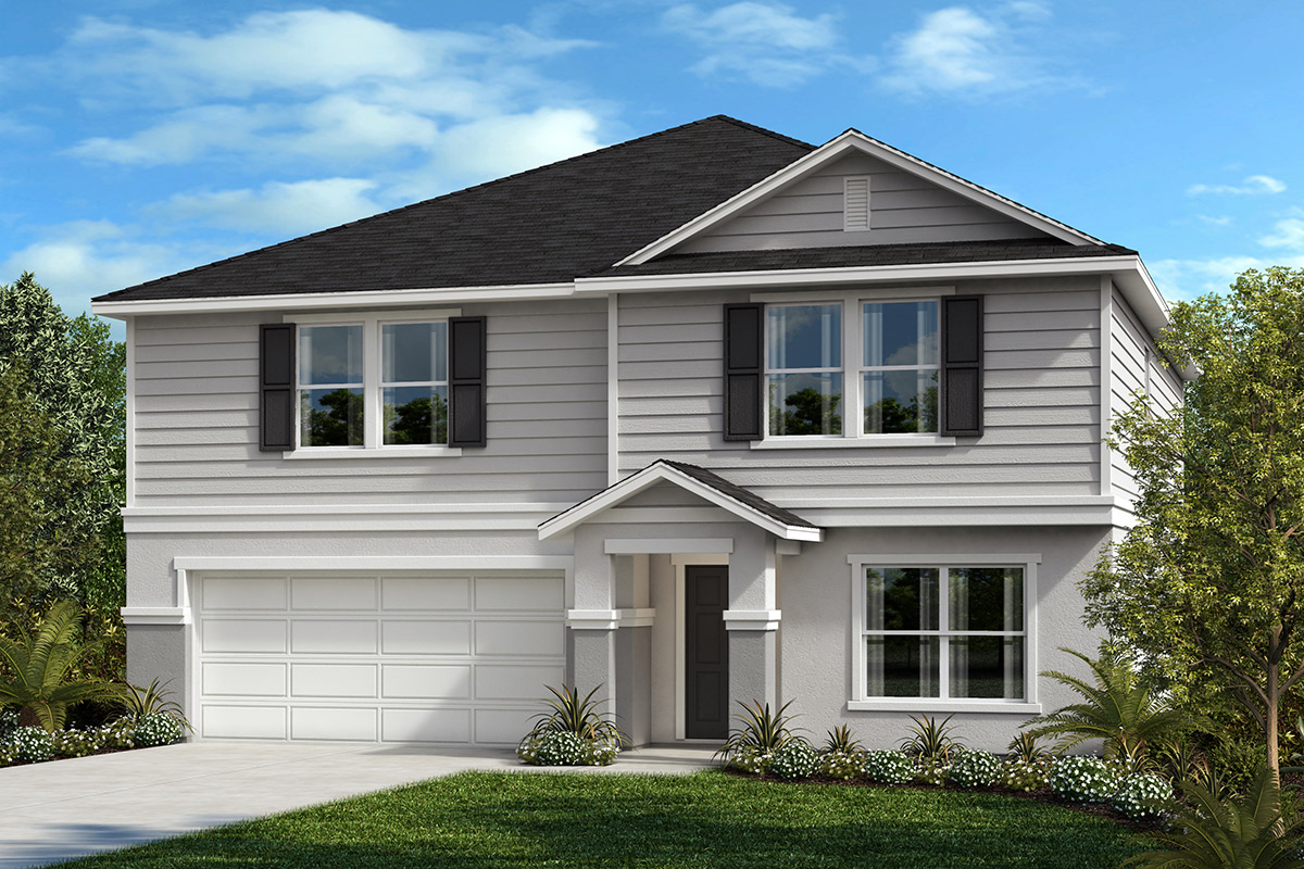 New Homes in Seffner, FL - 2716 Plan Elevation F