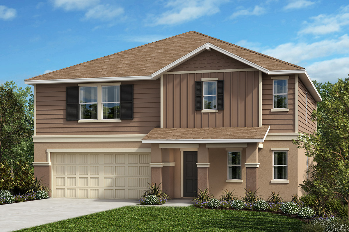 New Homes in Seffner, FL - 2716 Plan Elevation H