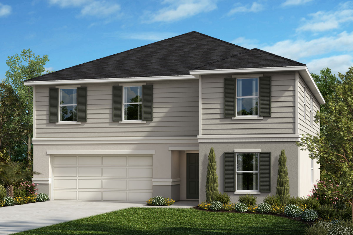 New Homes in Seffner, FL - Elevation E