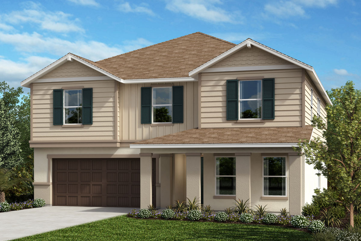 New Homes in Seffner, FL - 3016 Plan Elevation H