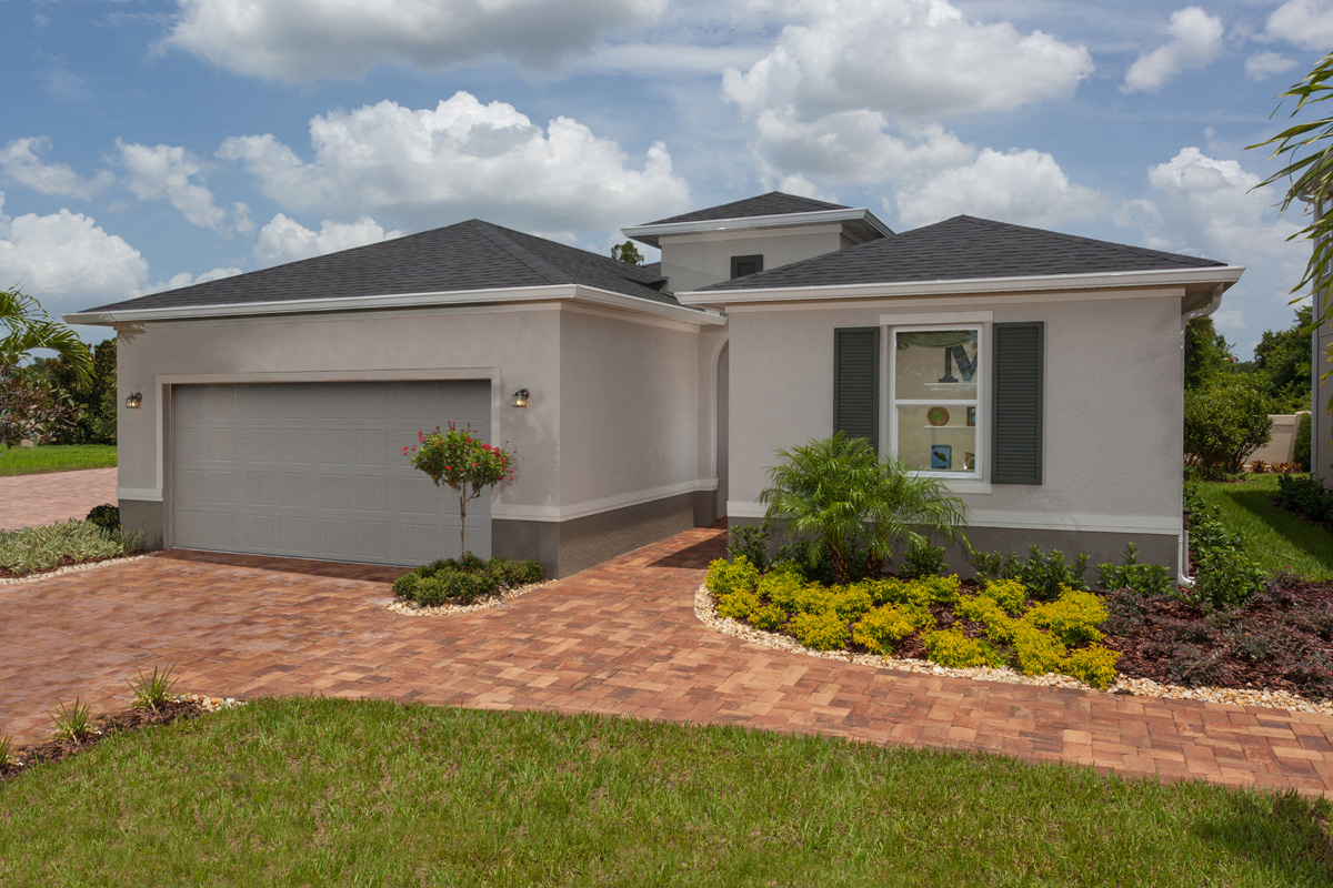 Exterior house color combinations joy studio design - Florida home exterior paint colors ...