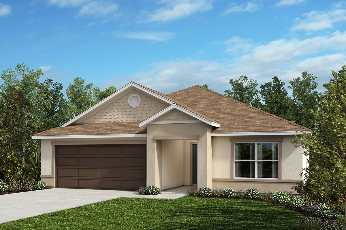 New Homes in Valrico, FL - 1989 Plan Elevation H