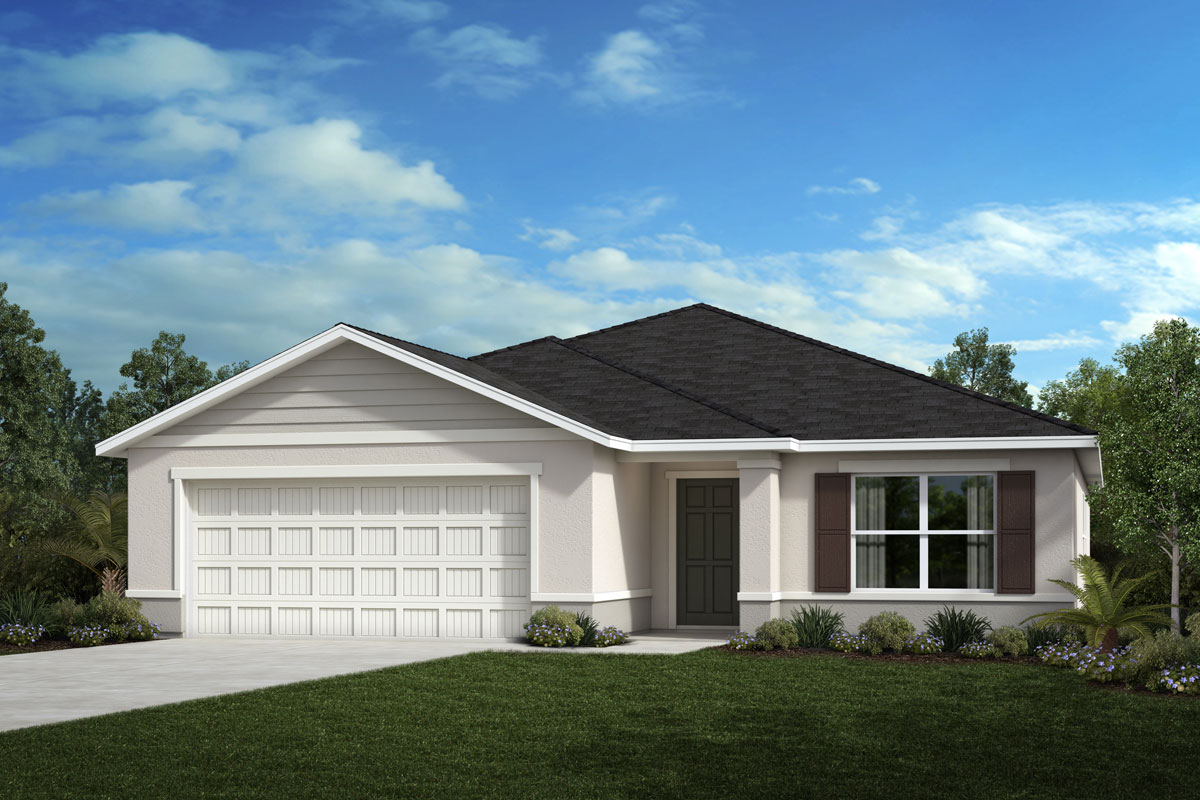 New Homes in Valrico, FL - 2333 Plan Elevation F