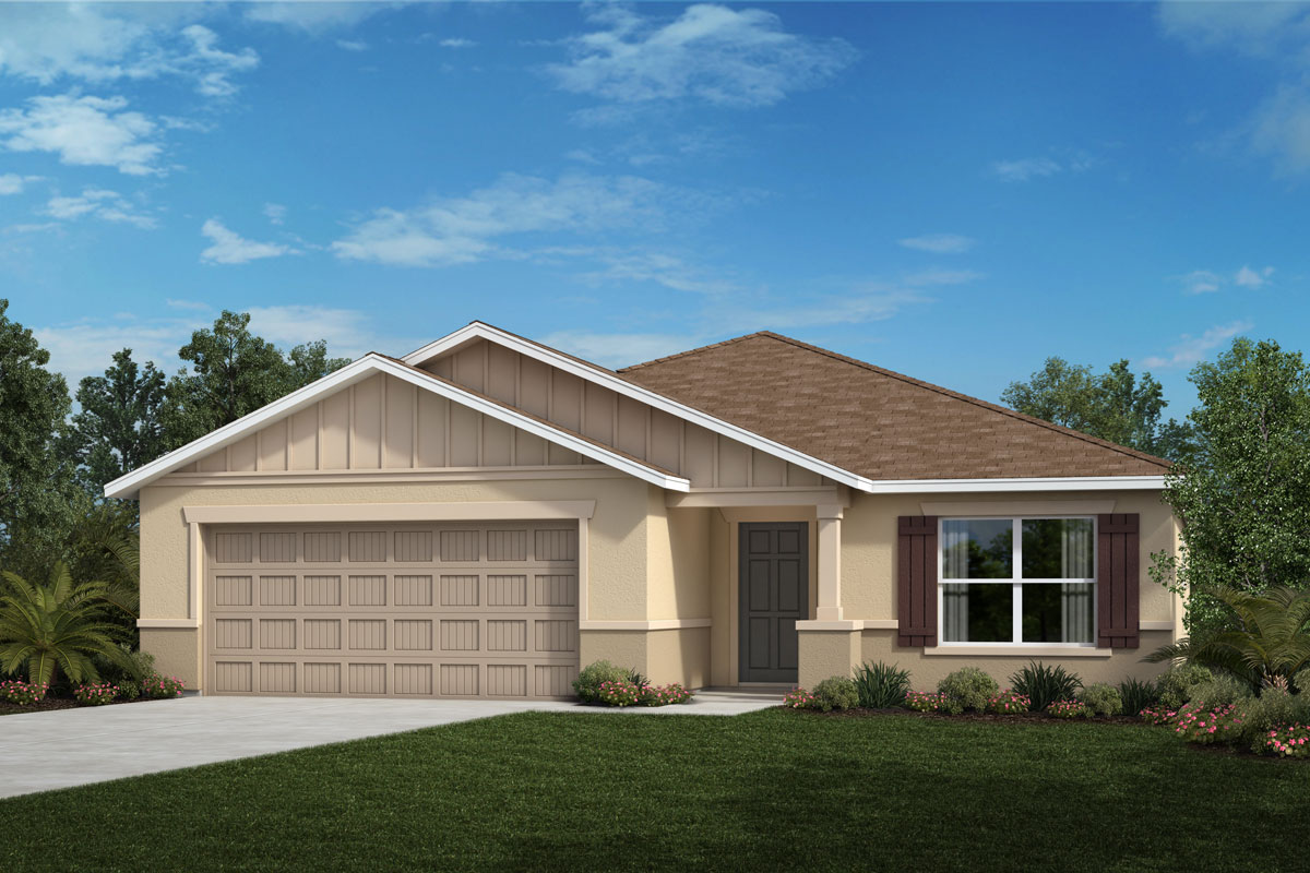 New Homes in Valrico, FL - 2333 Plan Elevation G