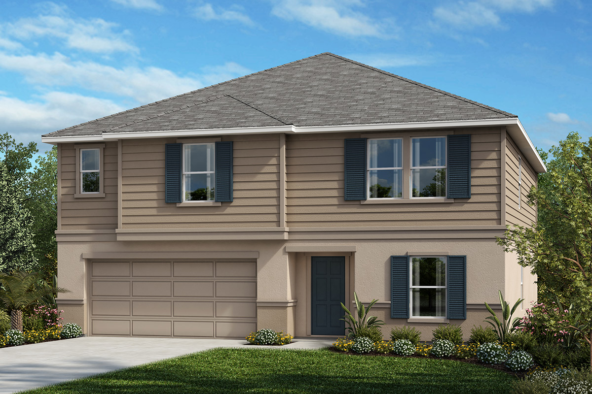 New Homes in Valrico, FL - 2716 Plan Elevation E