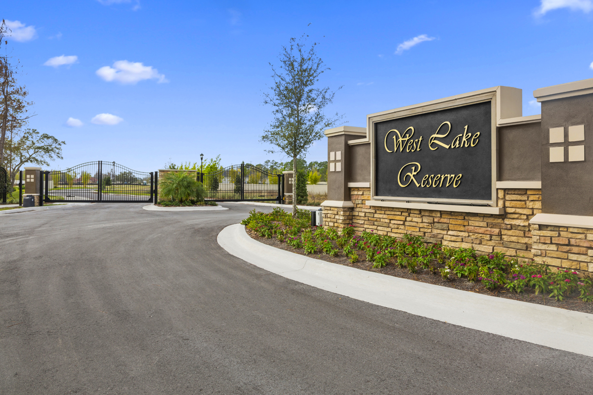 New Homes For Sale In Tampa Fl West Lake Reserve