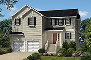 New KB Home built-to-order homes available at Middletown Woods in Waldorf, MD. Plan 2300 Modeled is one of many floor plans to choose from.