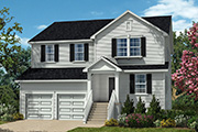 New KB Home built-to-order homes available at Middletown Woods in Waldorf, MD. Plan 2690 is one of many floor plans to choose from.