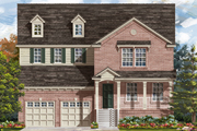 New KB Home built-to-order homes available at Middletown Woods in Waldorf, MD. Plan 2980 is one of many floor plans to choose from.