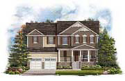 New KB Home built-to-order homes available at Middletown Woods in Waldorf, MD. Plan 2764 is one of many floor plans to choose from.