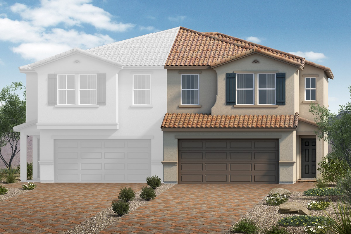 New Homes in North Las Vegas, NV - Plan 2089