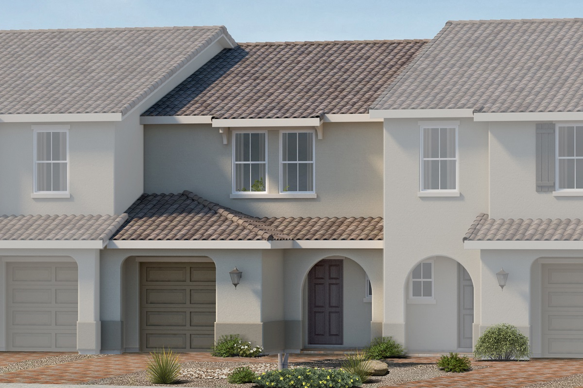 New Homes in Las Vegas, NV - Autumn Winds Plan 1713 Interior Unit