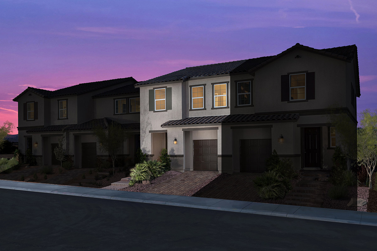 New Homes in Las Vegas, NV - Plan 1673 Interior Unit Modeled