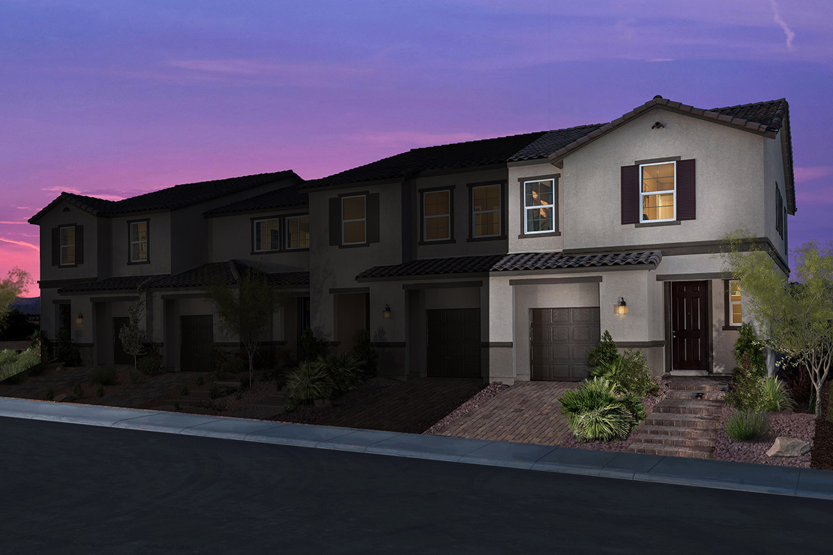 New Homes in Las Vegas, NV - Plan 1713 Interior Unit