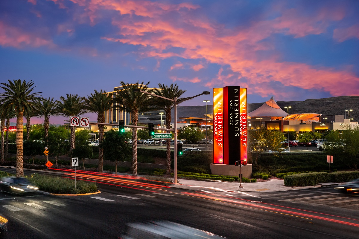 New Homes in Las Vegas, NV - Bristle Vale at Summerlin - Collection I Downtown Summerlin